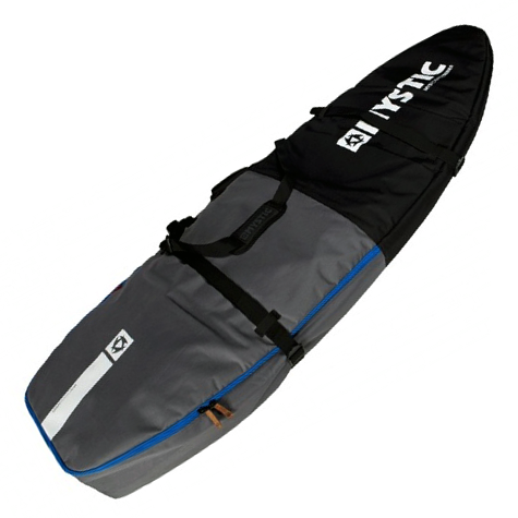 Чехол для серфборда Mystic Star Kite/Wave Boardbag 2016 - BLACK GREY