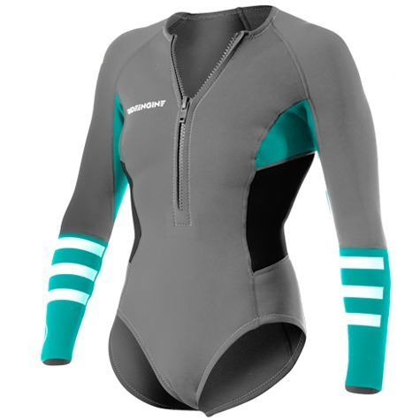 Гидрокостюм женский RIDEENGINE ALMAR BOOTY SHORTY FRONTZIP 2/2  2016,04RE603
