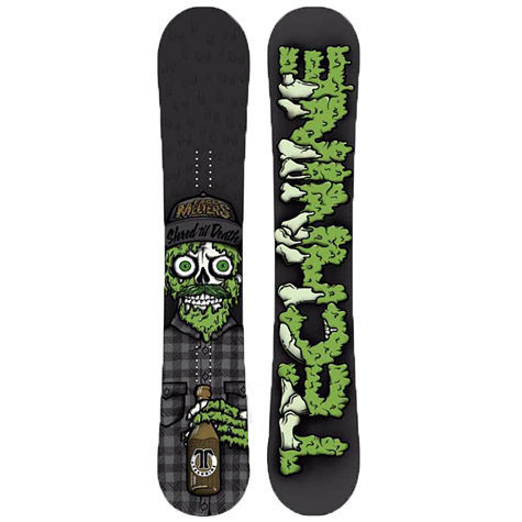 Сноуборд мужской Technine S.T.D SHRED TIL DEATH, 45TN804
