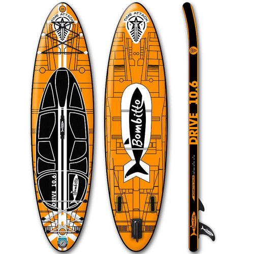 Sup борд Bombitto Standart Drive 10.6 , 23BB807