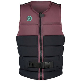 ЖИЛЕТ ЗАЩИТНЫЙ RIDEENGINE Atlas Impact Vest Wine, 11RE003